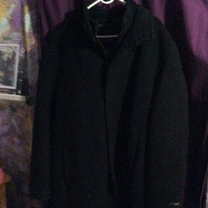 Alfani Jackets & Coats - Nwot mens  heavy oeacoat